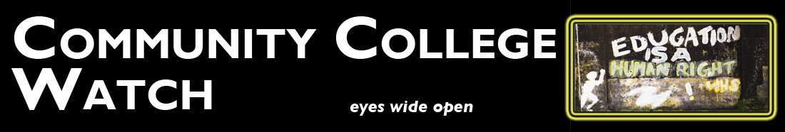 Community College Watch